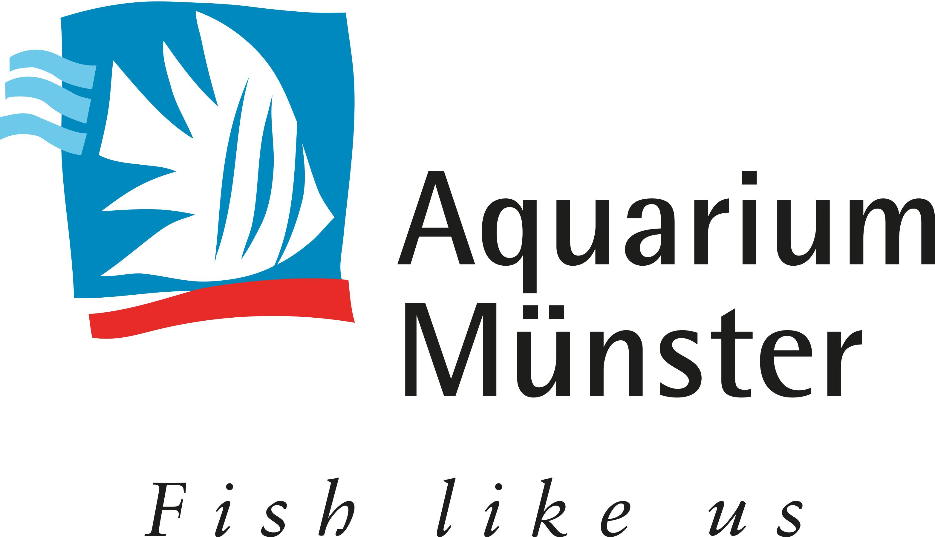 Logo - Aquarium Munster kopiera