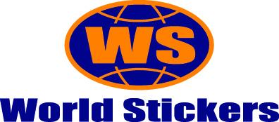 World Stickers CMYK kopiera
