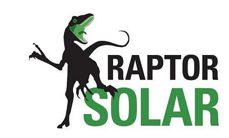 raptor solar kopiera